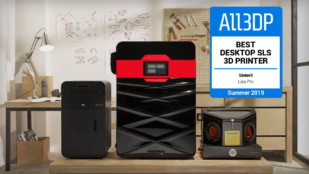 Featured image of 2019 Sinterit Lisa Pro SLS 3D Printer – Review the Specs