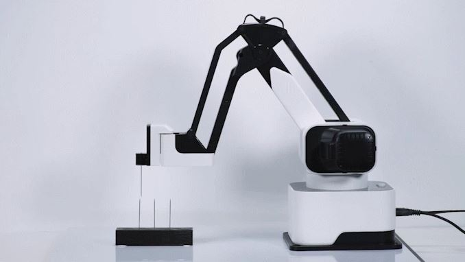 Hexbot All-In-1 Robot Arm Pushes the Limits on Versatility | All3DP