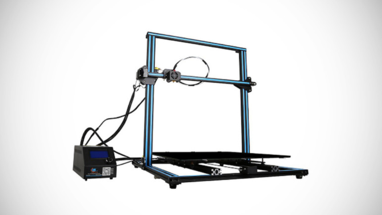 Image of Best Cheap 3D Printer Priced Under $1000: CR-10 S5