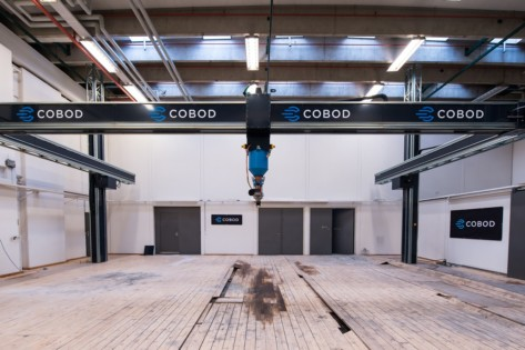 Featured image of Largest 3D Construction Printer in World Headed to Saudi Arabia
