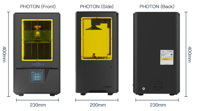Image of Anycubic Photon S – Review the Specs: The Hot Newness
