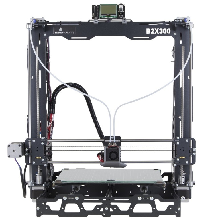 Image of Prusa i3 MK3S Clones and Alternatives: BEEVERYCREATIVE B2X300 DIY Kit