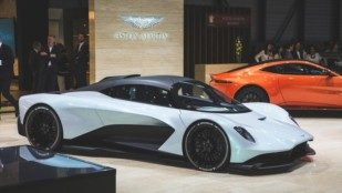 Featured image of Aston Martin Launches AM-RB 003 Hypercar with 3D Printed Interiors