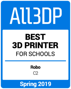 Best-3D-Printer-for-Schools Spring 2019 All3DP