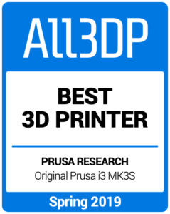 Best-3D-Printer Spring 2019 All3DP