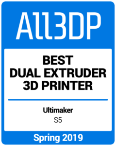 Best-Dual-Extruder-3D-Printer Spring 2019 All3DP