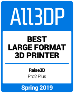 Best-Large-Format-3D-Printer Spring 2019 All3DP