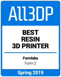 Best-Resin-3D-Printer Spring 2019 All3DP