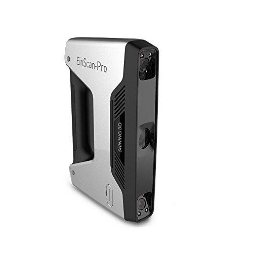 Shining 3D Einscan Pro 3D scanner.