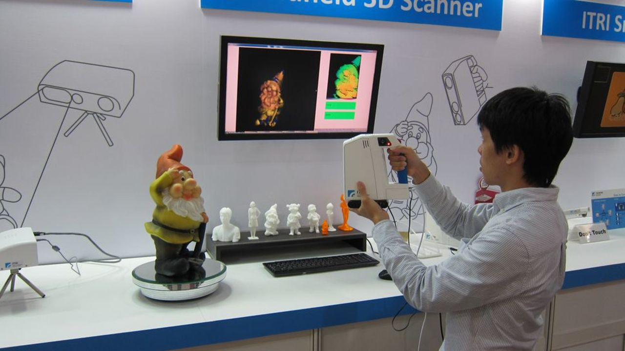 3D Scanner for 3D Printer: What to Consider & Which to Buy | All3DP
