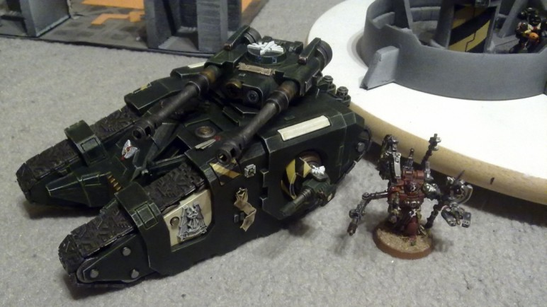 3D Printed Tank Miniatures – 6 Great Models (And More)   All3DP