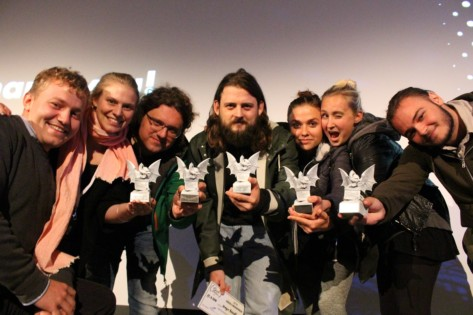 Featured image of How Basel's Gässli Film Festival Got Its 3D Printed Basilisk Trophies
