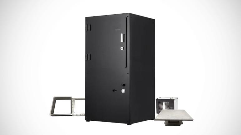 Imagen de Impresora 3D de resina (SLA/DLP/LCD): Moai 130 de Peopoly