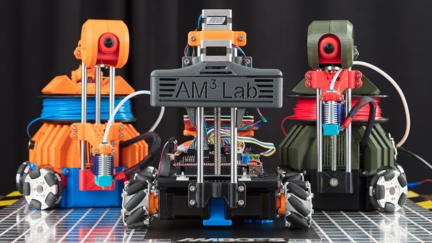 Featured image of AMBOTS Brings Autonomous Collaboration to Manufacturing
