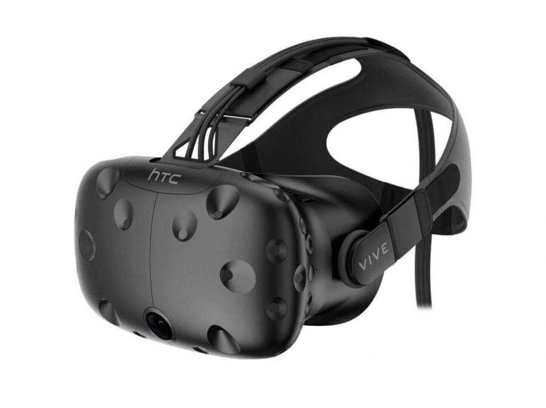 Image of VR Roller Coaster Tech: HTC Vive