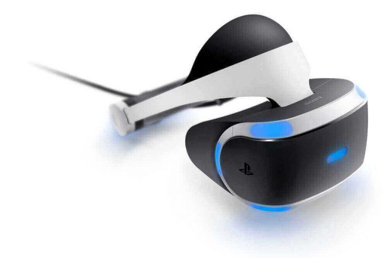 Image of VR Roller Coaster Tech: PlayStation VR