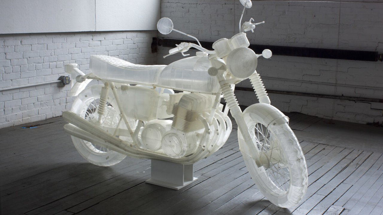 3D Printed Motorcycle – 5 Most Promising Projects | All3DP