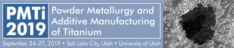 Image of Additive Manufacturing / 3D Printing Conference: Sep. 24-27, 2019 - PMTi 2019