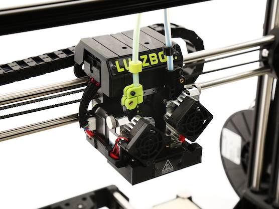 Aleph Objects Launches LulzBot TAZ Pro, its First-Ever