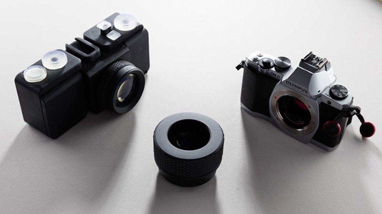 3D Printed Camera – Is It Possible to 3D Print a Camera? | All3DP