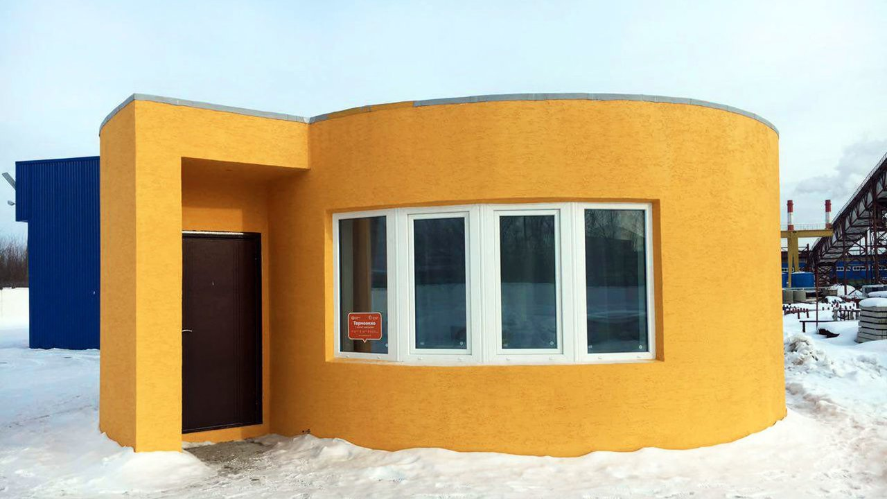 Impresión 3D de casas: ¿cuánto tiempo requiere imprimir una casa? | All3DP