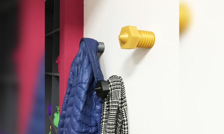 Imagen de Cosas para imprimir en 3D: modelos 3D y objetos 3D útiles: Gancho de cabezal
