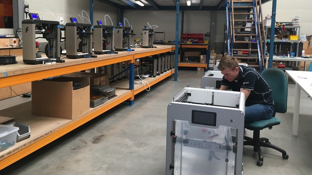 Featured image of FELIXprinters Launches Pro L and XL Industrial Printers
