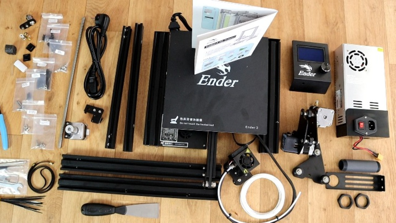 Ender 3 Bed Size: What Is It Really? | All3DP