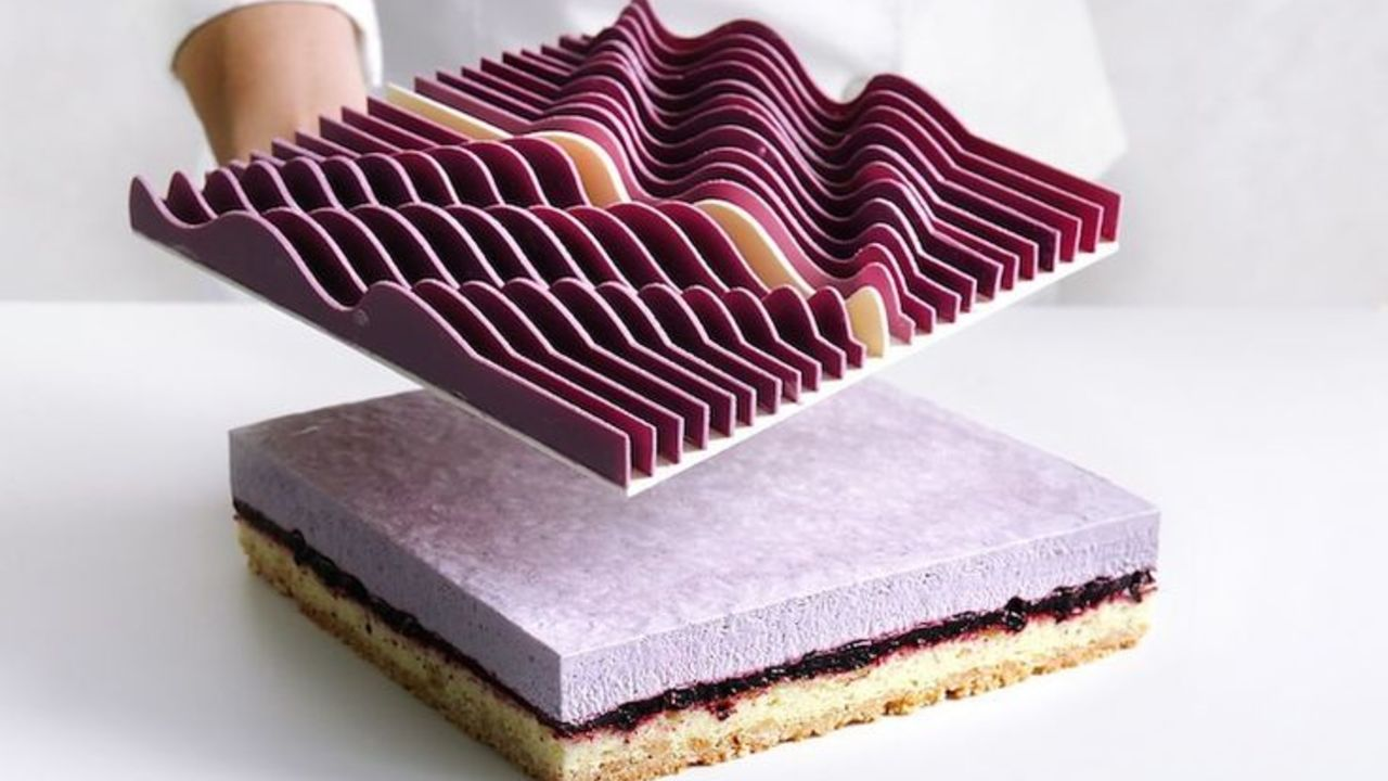 3D Printed Cakes – The Most Mouthwatering Projects | All3DP