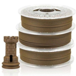 Product image of Colorfabb corkFill 3D Wood Filament