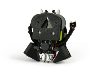 Product image of LulzBot TAZ Dual Extruder v3 Tool Head