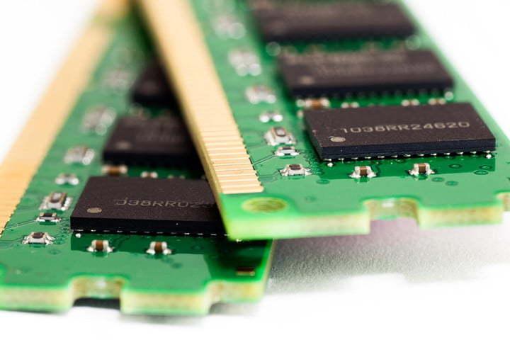 DDR3 RAM.