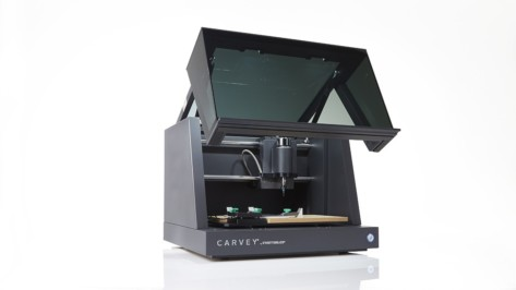 Featured image of Inventables Carvey 3D Carver – Review the Specs