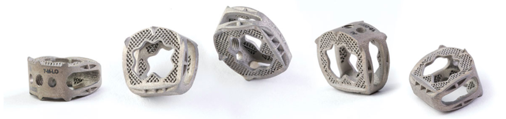 Additive Implants