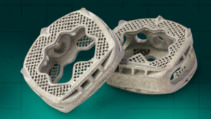 Featured image of Additive Implants' 3D Printed SureMAX Cervical Spacer Cleared by FDA