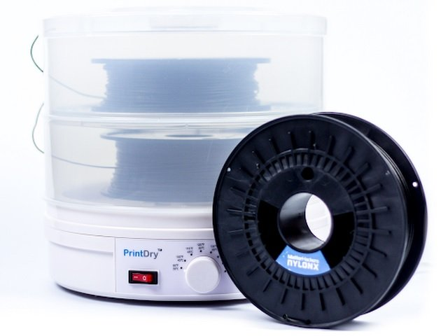 Image of PrintDry Filament Dryer – Review the Specs: Features