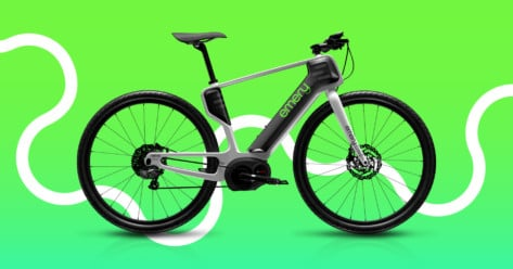 "Featured image of Arevo 3D Prints Carbon Fiber Unibody Bike Frames for Franco's ""Emery"" eBikes"