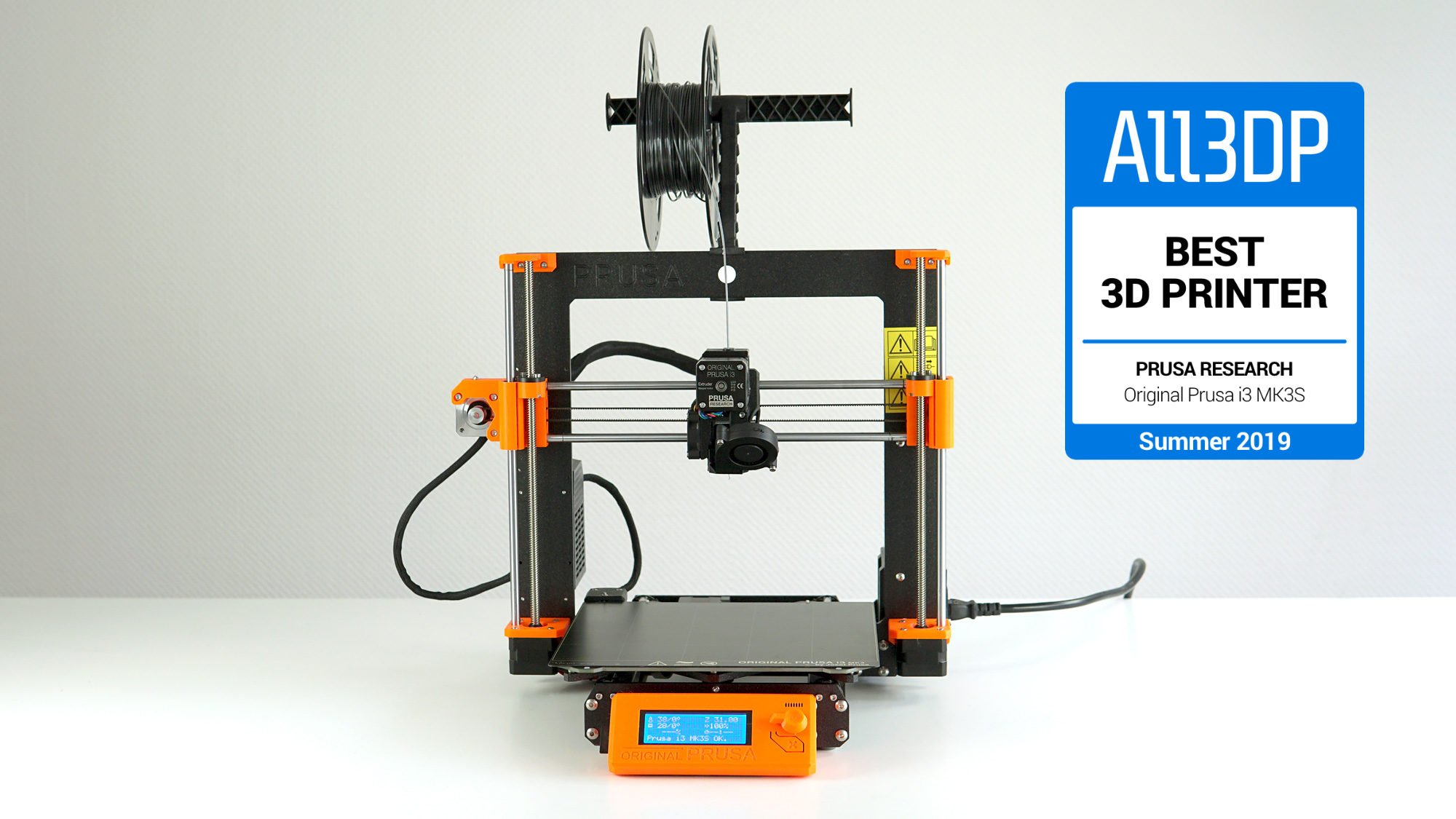2019 Original Prusa i3 MK3S Review – Simply the Best | All3DP