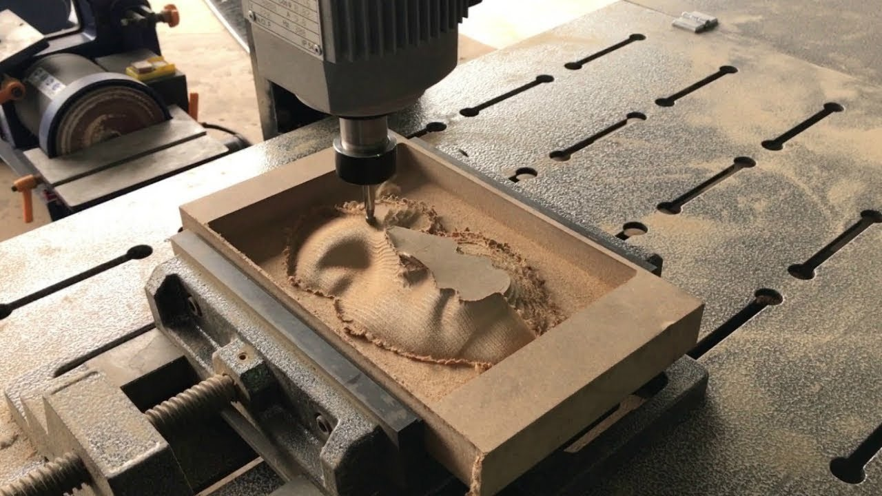 The Best Machines for Wood CNC Carving | All3DP