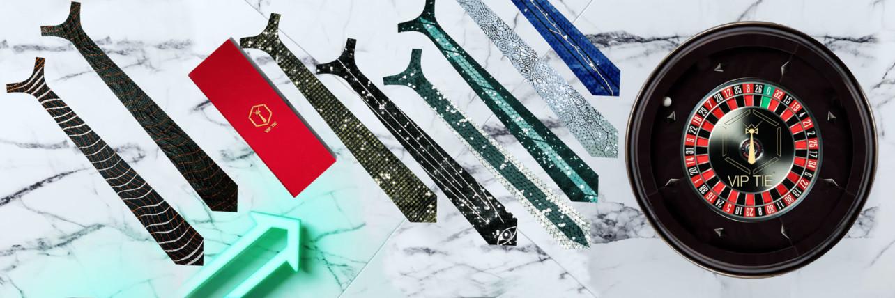 Featured image of VIP TIE: Luxury Accessories Brand 3D Prints Custom Ties