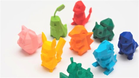 Featured image of 3D Printed Pokémon – 7 Best Curated Models (And More!)