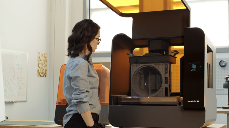 Image of Formlabs Form 3L – Review the Specs: Features