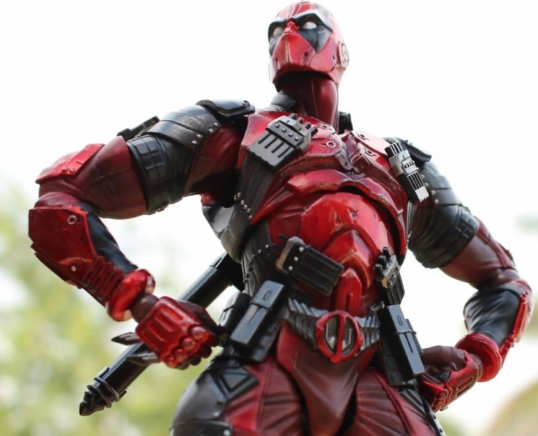 Become the antihero Deadpool to strike all the