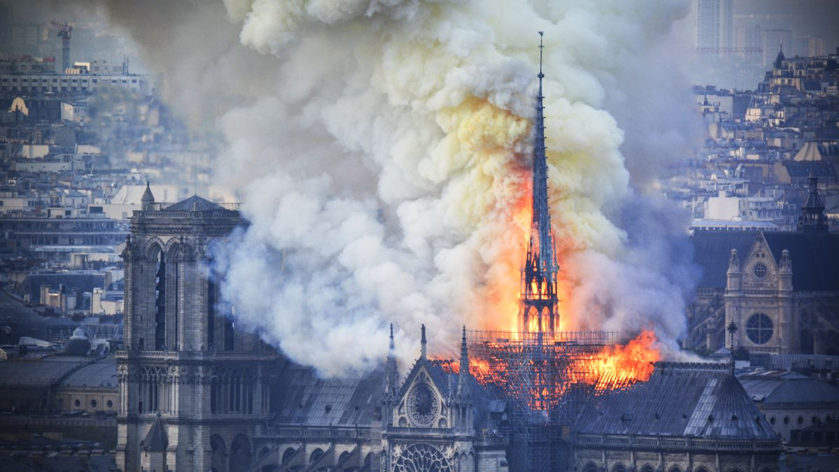Featured image of Will Notre Dame Be Rebuilt Using 3D Printing?