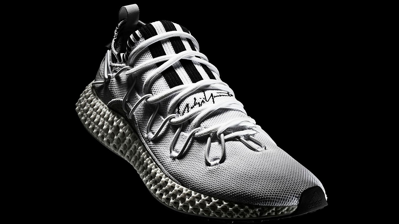 the latest e7de4 55485 Adidas Launches Yohji Yamamoto Designed Y-3 RUNNER 4D II Sneakers