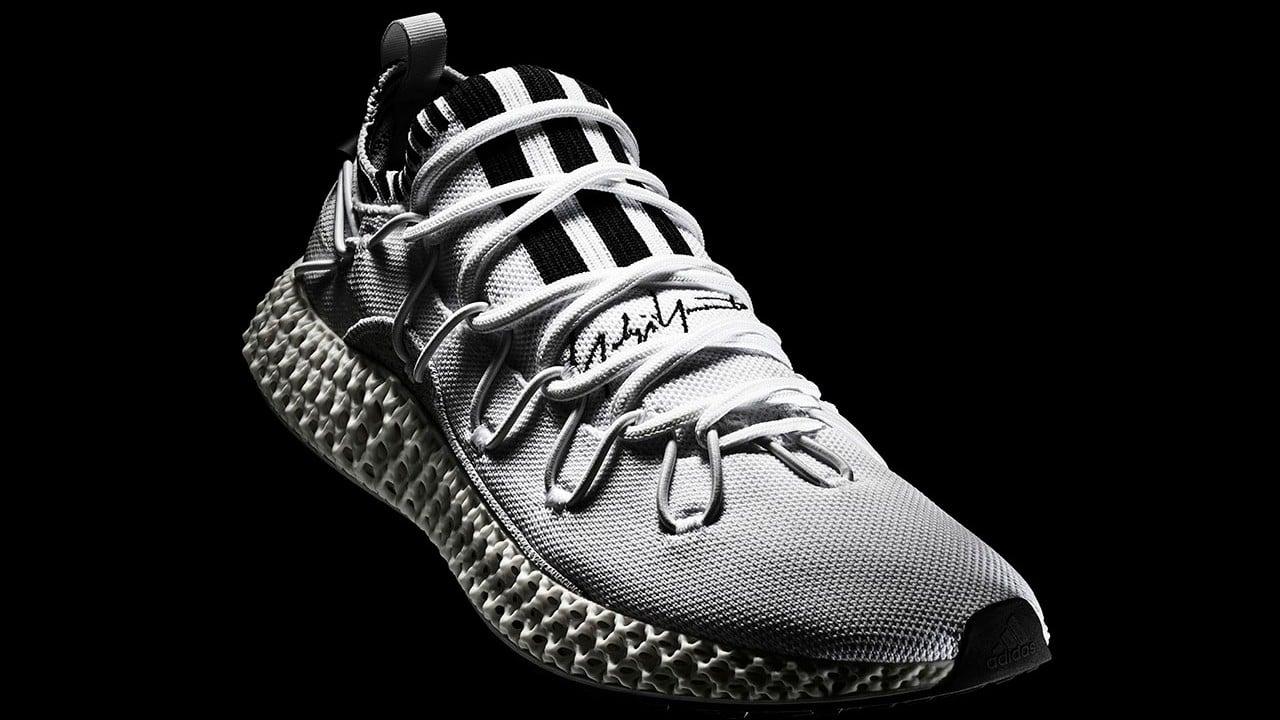 Adidas Launches Yohji Yamamoto Designed