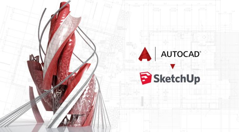 SketchUp vs AutoCAD – CAD Software Compared | All3DP