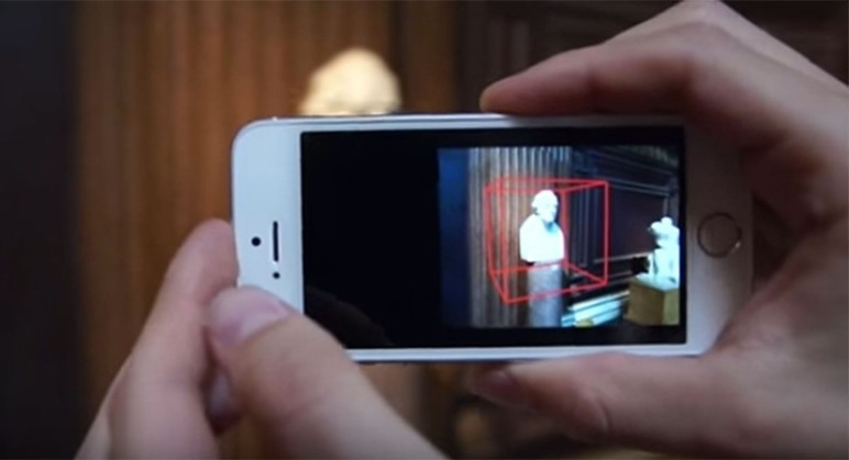 You can turn your smartphone into a 3D scanner with the help of a couple open source tools.