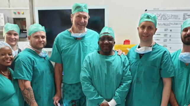 Featured image of South African Surgeons use 3D Printing to Reverse Hearing Loss