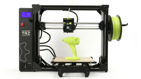 Featured image of 2019 LulzBot TAZ Workhorse Edition 3D Printer – Review the Specs